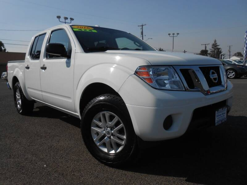 2016 Nissan Frontier for sale at McKenna Motors in Union Gap WA