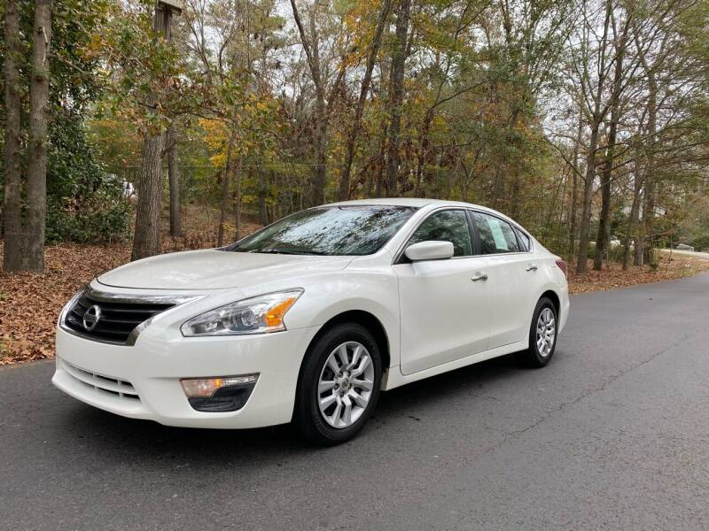 2013 Nissan Altima for sale at US 1 Auto Sales in Graniteville SC