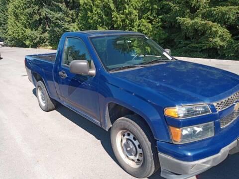 2012 Chevrolet Colorado for sale at Northwest Van Sales in Portland OR
