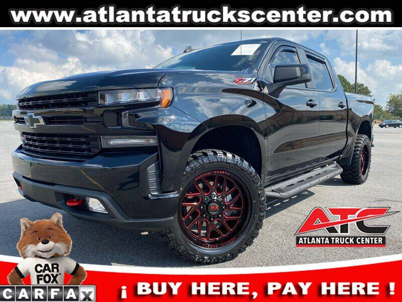 2020 Chevrolet Silverado 1500 for sale at ATLANTA TRUCK CENTER LLC in Brookhaven GA