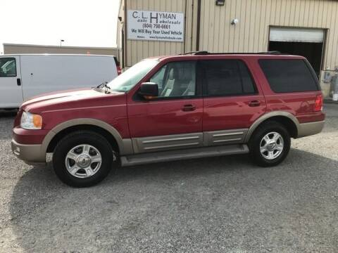 2004 Ford Expedition for sale at Cj king of car loans/JJ's Best Auto Sales in Troy MI