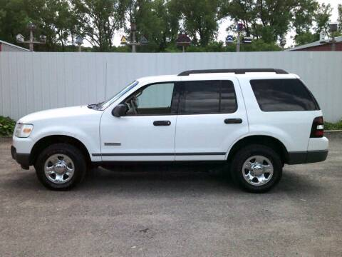 2006 Ford Explorer for sale at Chaddock Auto Sales in Rochester MN