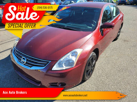 2012 Nissan Altima for sale at Ace Auto Brokers in Charlotte NC