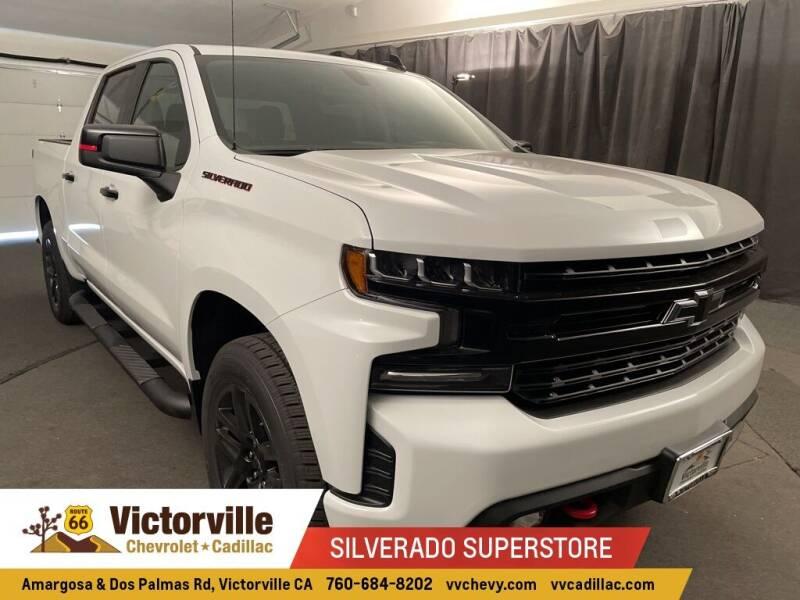 2021 Chevrolet Silverado 1500 for sale in Victorville, CA