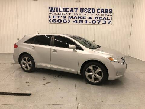 2010 Toyota Venza for sale at Wildcat Used Cars in Somerset KY