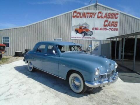 1947 Kaiser Custom
