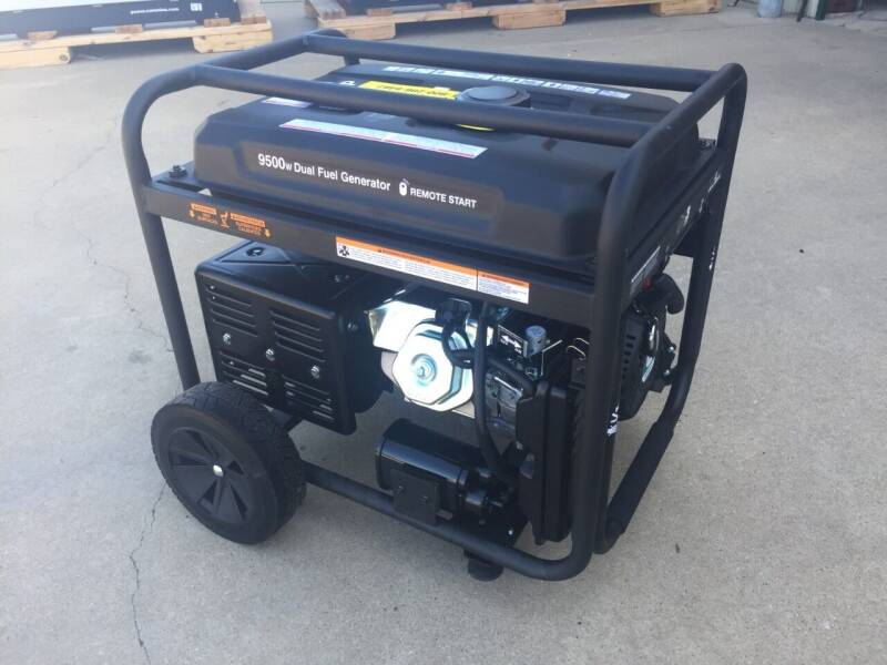 2020 Onan Portable Generator 9500 Watt for sale at Custom Auto Sales - MISCELLANEOUS in Longview TX