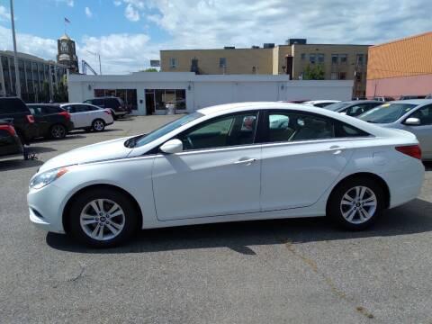 2013 Hyundai Sonata for sale at LYNN MOTOR SALES in Lynn MA