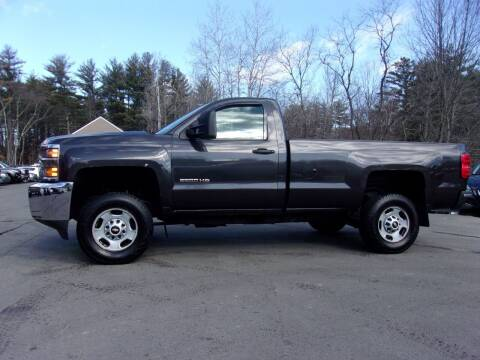 2015 Chevrolet Silverado 2500HD for sale at Mark's Discount Truck & Auto Sales in Londonderry NH