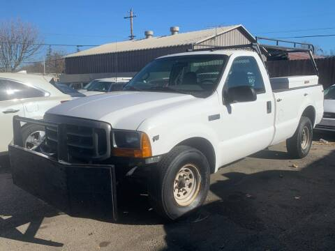 1999 Ford F-250 Super Duty for sale at River City Auto Sales Inc in West Sacramento CA