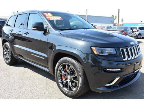 2016 Jeep Grand Cherokee for sale at ATWATER AUTO WORLD in Atwater CA