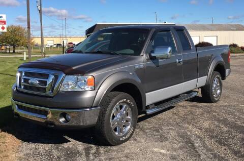 2007 Ford F-150 for sale at RAP Automotive in Goshen IN