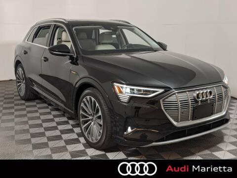 2019 Audi e-tron for sale at CU Carfinders in Norcross GA