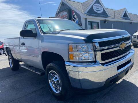 2013 Chevrolet Silverado 2500HD for sale at Cape Cod Carz in Hyannis MA