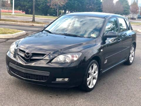 2007 Mazda MAZDA3 for sale at Supreme Auto Sales in Chesapeake VA