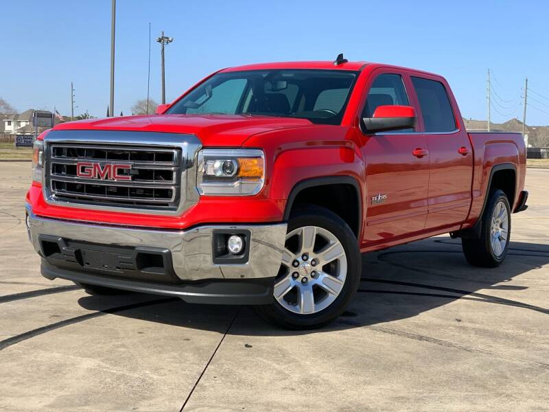 2015 GMC Sierra 1500 for sale at AUTO DIRECT Bellaire in Houston TX