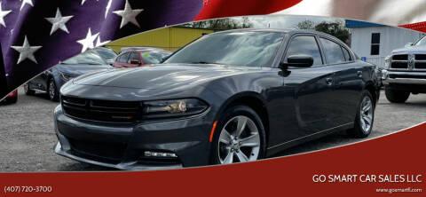 2018 Dodge Charger for sale at Go Smart Car Sales LLC in Winter Garden FL