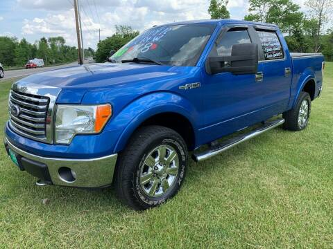 2011 Ford F-150 for sale at FREDDY'S BIG LOT in Delaware OH