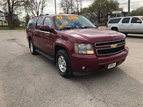 2007 Chevrolet Suburban for sale at RPM Motor Company in Waterloo IA