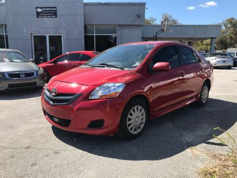 2007 Toyota Yaris for sale at Popular Imports Auto Sales in Gainesville FL