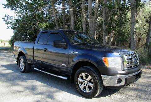 2012 Ford F-150 for sale at Northwest Premier Auto Sales in West Richland And Kennewick WA