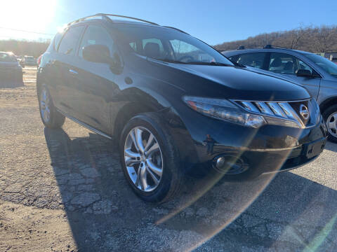 2010 Nissan Murano for sale at Ron Motor Inc. in Wantage NJ