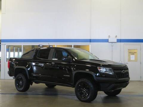 2019 Chevrolet Colorado for sale at Terry Lee Hyundai in Noblesville IN