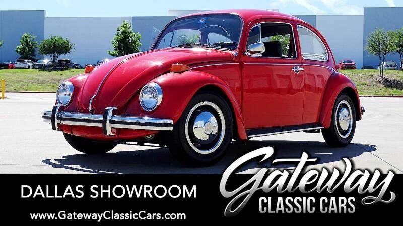 1970 Volkswagen Beetle for sale in Grapevine, TX