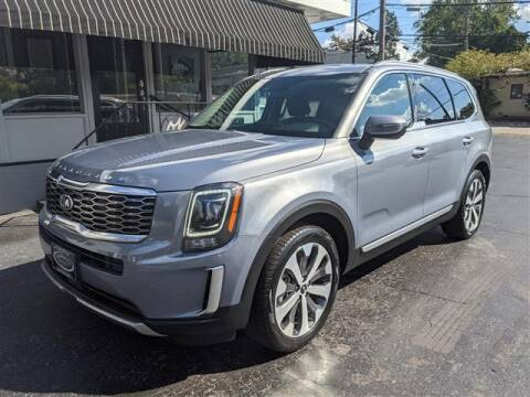 2020 Kia Telluride for sale at GAHANNA AUTO SALES in Gahanna OH