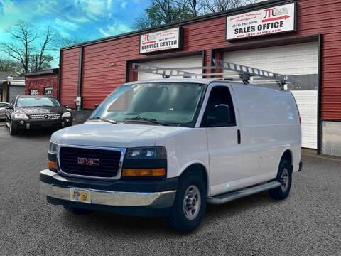 2017 GMC Savana Cargo for sale at JTL Auto Inc in Selden NY