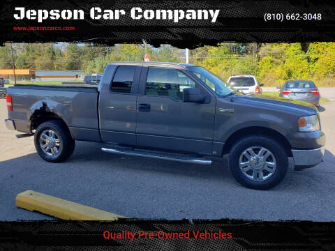 2007 Ford F-150 for sale at Jepson Car Company in Saint Clair MI