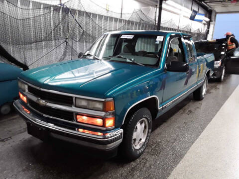 1996 Chevrolet C/K 1500 Series for sale at Government Fleet Sales in Kansas City MO