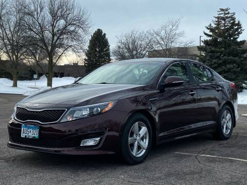 2014 Kia Optima for sale at North Imports LLC in Burnsville MN