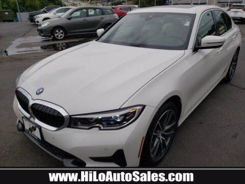 2020 BMW 3 Series for sale at Hi-Lo Auto Sales in Frederick MD