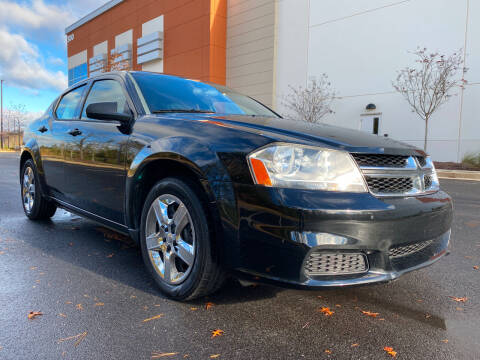 2012 Dodge Avenger for sale at ELAN AUTOMOTIVE GROUP in Buford GA