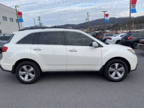 2011 Acura MDX for sale at Bill Gatton Used Cars - BILL GATTON ACURA MAZDA in Johnson City TN