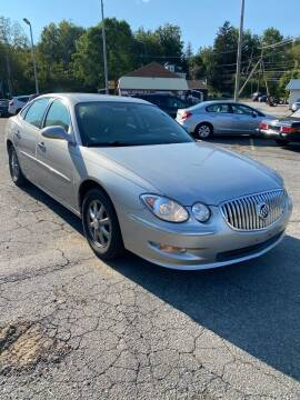 2008 Buick LaCrosse for sale at Jack Bahnan in Leicester MA