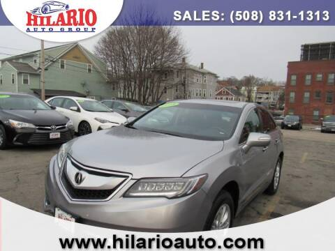 2018 Acura RDX for sale at Hilario's Auto Sales in Worcester MA