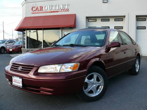 1999 Toyota Camry for sale at MY CAR OUTLET in Mount Crawford VA
