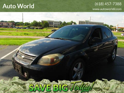 2009 Chevrolet Cobalt for sale at Auto World in Carbondale IL