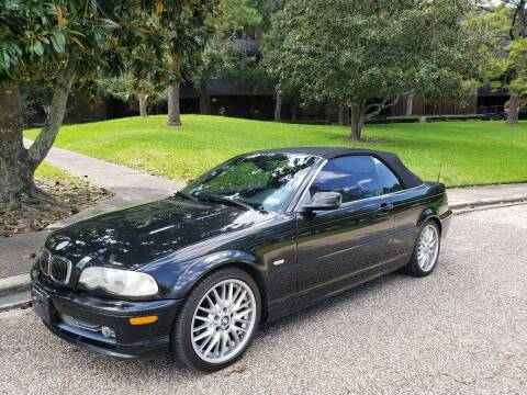 2003 BMW 3 Series for sale at Houston Auto Preowned in Houston TX