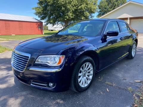 2014 Chrysler 300 for sale at Champion Motorcars in Springdale AR