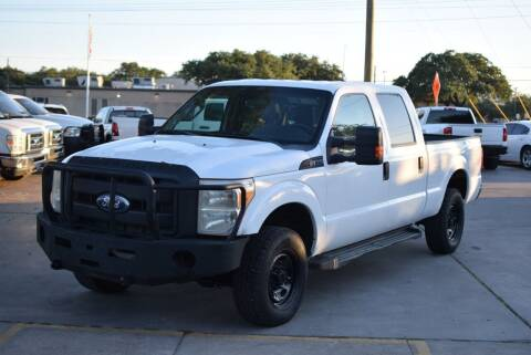 2012 Ford F-250 Super Duty for sale at Capital City Trucks LLC in Round Rock TX
