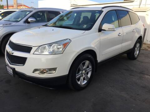 2012 Chevrolet Traverse for sale at Auto Max of Ventura in Ventura CA