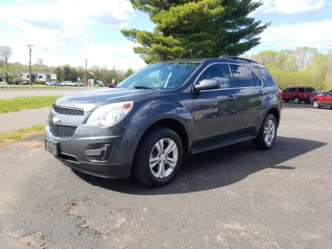 2010 Chevrolet Equinox for sale at Shores Auto in Lakeland Shores MN