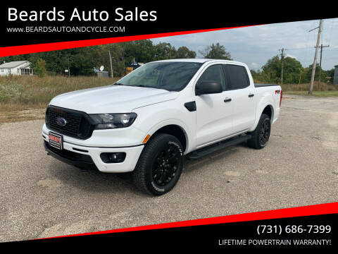 2019 Ford Ranger for sale at Beards Auto Sales in Milan TN