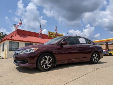 2016 Honda Accord for sale at CarZoneUSA in West Monroe LA