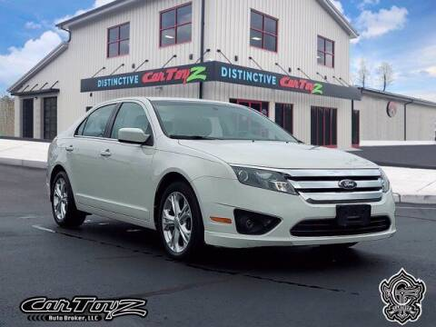 2012 Ford Fusion for sale at Distinctive Car Toyz in Egg Harbor Township NJ