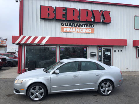 2008 Audi A4 for sale at Berry's Cherries Auto in Billings MT