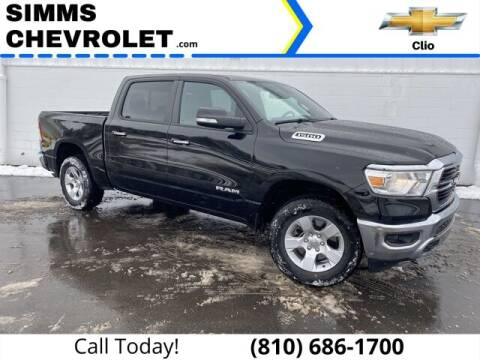 2019 RAM Ram Pickup 1500 for sale at Aaron Adams @ Simms Chevrolet in Clio MI